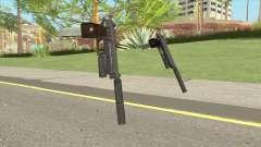 Hawk And Little Pistol (Black Tint) V2 GTA V für GTA San Andreas