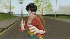 Monkey D. Luffy (Jump Force) pour GTA San Andreas