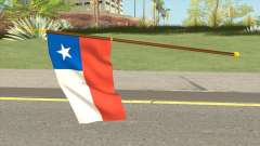 Flag Of Chile pour GTA San Andreas