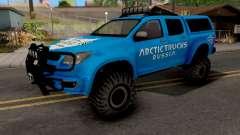 Chevrolet S10 Arctic Truck pour GTA San Andreas