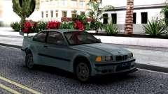 BMW M3 E36 Stock Coupe pour GTA San Andreas