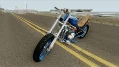 Prodigy (Kawasaki Z400 FX) pour GTA San Andreas