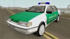 Ford Scorpio German Police für GTA San Andreas
