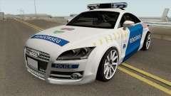 Audi TT Magyar Rendorseg