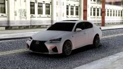 Lexus GS-F für GTA San Andreas
