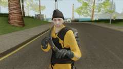 Skin Random 181 (Outfit Heist) pour GTA San Andreas