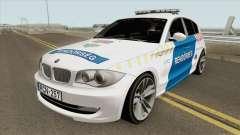 BMW 120i E87 Magyar Rendorseg