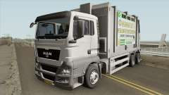 MAN TGS 18.320 Garbage Truck (Philippines) pour GTA San Andreas