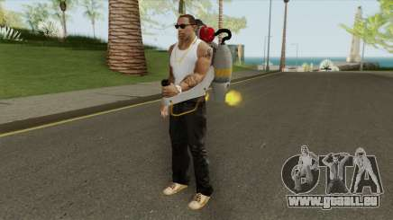 Jetpack (Fortnite) für GTA San Andreas