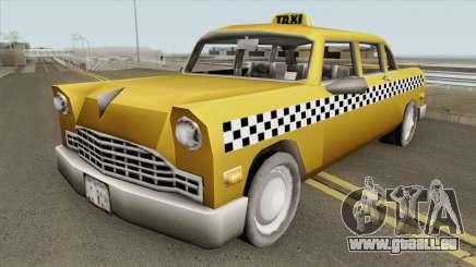 Cabbie GTA III pour GTA San Andreas