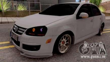 Volkswagen Passat Full Sistem pour GTA San Andreas