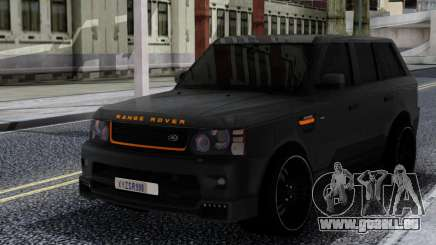 Land Rover Range Rover Sport 2012 Reload pour GTA San Andreas