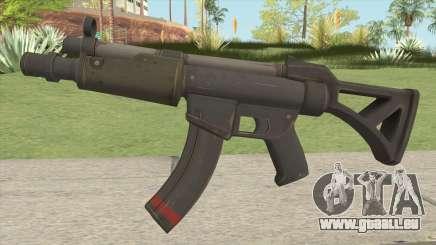 MP5 (Fortnite) pour GTA San Andreas
