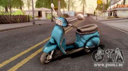 Faggio GTA VC pour GTA San Andreas