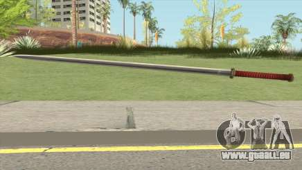Chinese Katana pour GTA San Andreas