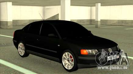 Volkswagen Passat B5 Tuning pour GTA San Andreas
