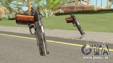 Colt 45 (Max Payne 3) pour GTA San Andreas