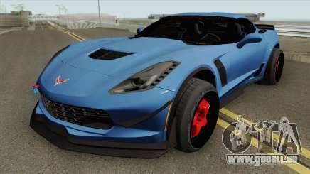 Chevrolet Corvette C7 Z06 für GTA San Andreas