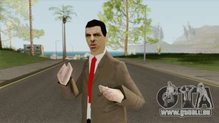 Mr Bean V2 pour GTA San Andreas