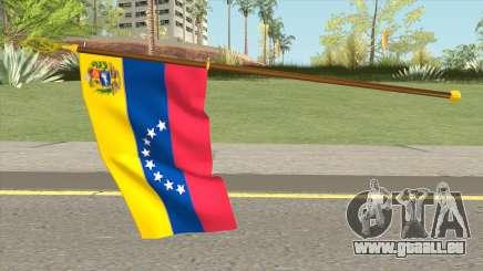 Flag Of Venezuela pour GTA San Andreas