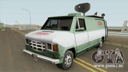 Duta TV Newsvan pour GTA San Andreas