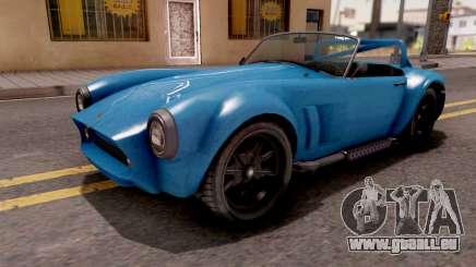 Declasse Mamba GTA V IVF Style pour GTA San Andreas