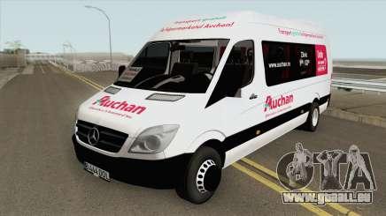 Mercedes-Benz Sprinder 313 CDi Auchan Romania pour GTA San Andreas