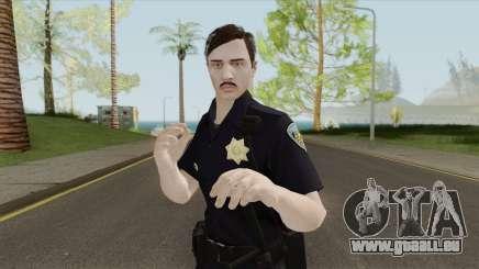 GTA Online Random Skin 18 SFPD Officer pour GTA San Andreas