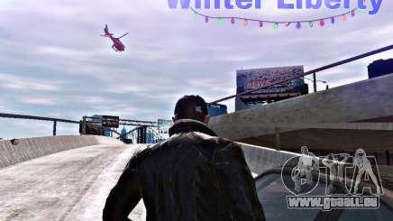 Winter Liberty V2 pour GTA 4