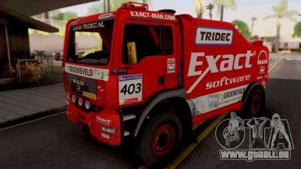 MAN TGA Dakar für GTA San Andreas