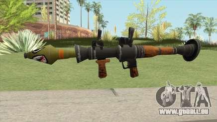 RPG (Fortnite) pour GTA San Andreas