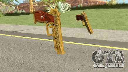 Hawk And Little Pistol (Luxury Finish) V1 GTA V pour GTA San Andreas