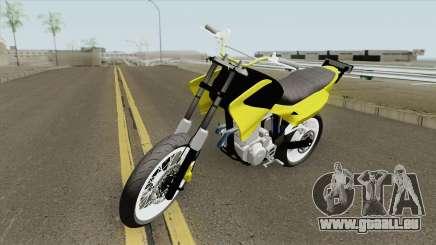 Honda Falcon X400CC Stunt für GTA San Andreas