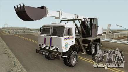 KamAZ-55111 pour GTA San Andreas