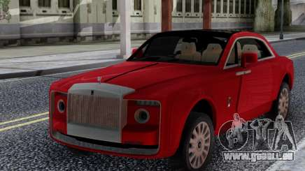 Rolls-Royce Sweptail pour GTA San Andreas