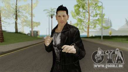 The Punisher Netflix Jon Bernthal Skin pour GTA San Andreas