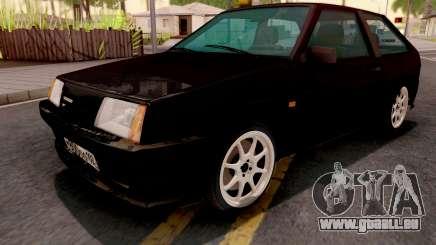 VAZ-2108 noir pour GTA San Andreas