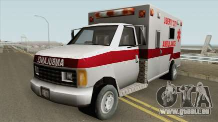 Ambulance GTA III für GTA San Andreas