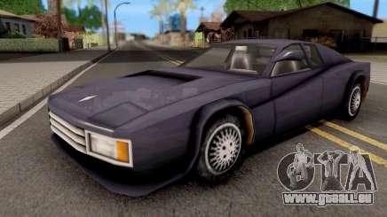 Cheetah GTA VC pour GTA San Andreas