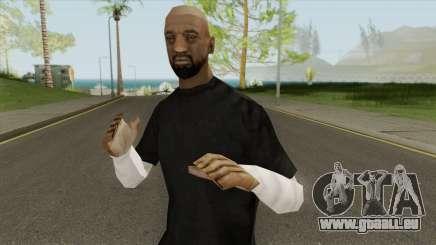 Reginald Pitt pour GTA San Andreas