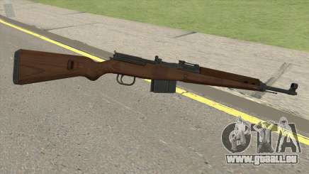 Gewehr-43 Rifle HQ pour GTA San Andreas