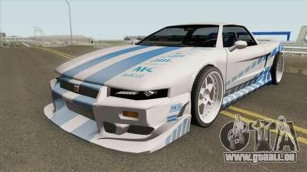 Infernus R34 2Fast2Furious Edition pour GTA San Andreas