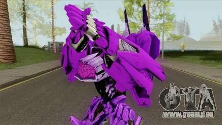 Shockwave Transformers WFC pour GTA San Andreas