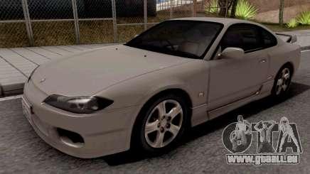 Nissan Silvia S15 Grey für GTA San Andreas