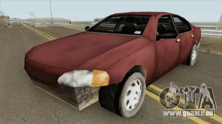 FBI Car GTA III für GTA San Andreas