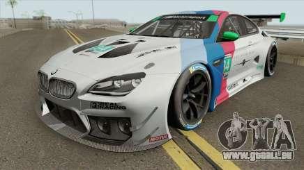 BMW M6 GT3 2018 pour GTA San Andreas