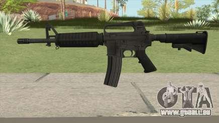 M4 V3 HQ pour GTA San Andreas