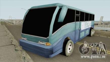 Coach GTA III LQ für GTA San Andreas
