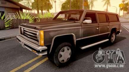 FBI Rancher GTA VC für GTA San Andreas