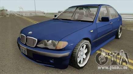 BMW 325i High Quality pour GTA San Andreas